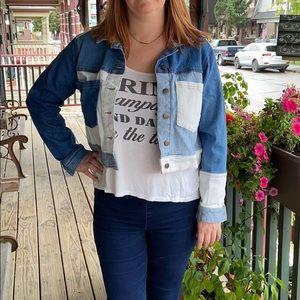 Jean jacket 🤍